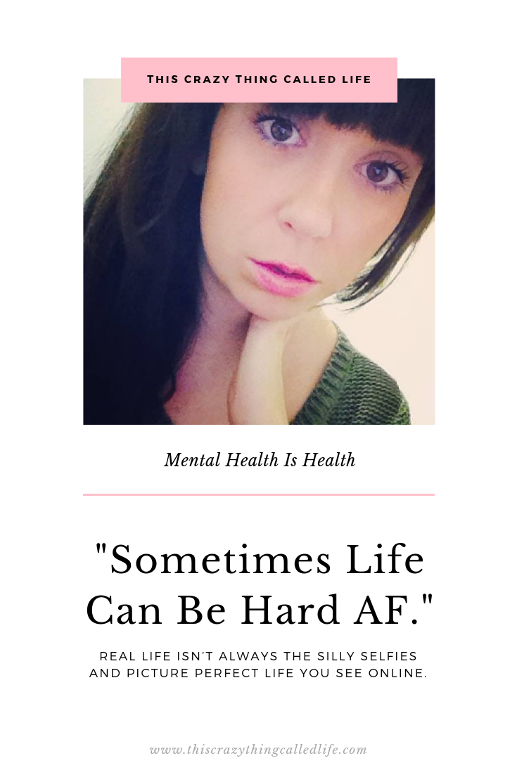 This Crazy Thing Called Life Mental Health Is Health